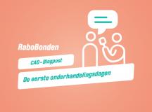 Bestuurders kijken terug op eerste onderhandeldagen Rabo-cao